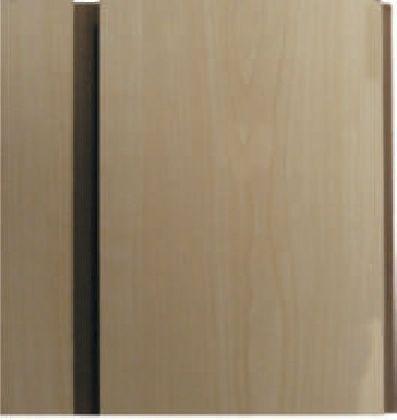 Panel 2400x1200x150mm, kolor jawor
