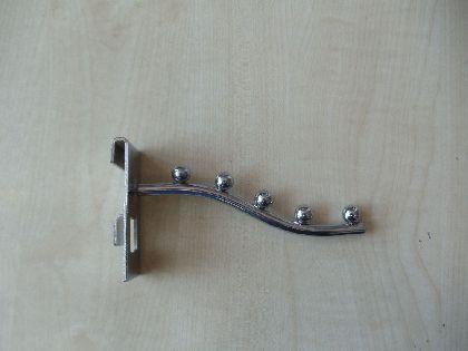 Wieszak - ramię faliste- 15 cm