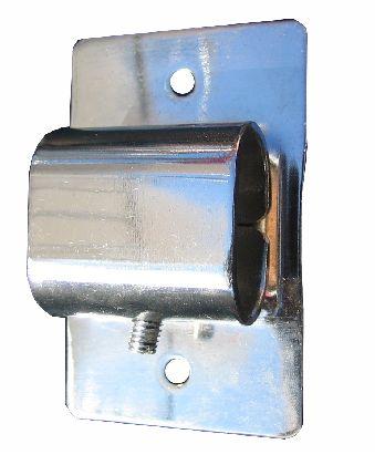 Wspornik owalnego 15x30mm mocowany do ściany