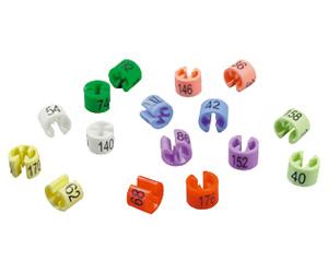 Kolorowe minireitery XL
