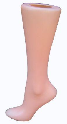 Noga krótka damska