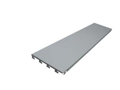 Panel tylny pełny 1250x200mm