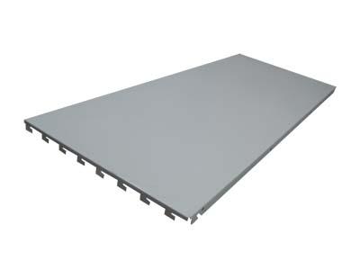 Panel tylny pełny 1250x400mm